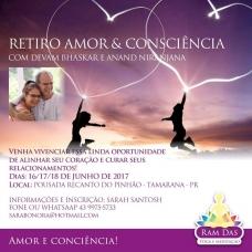 Curso: Retiro - Amor e Consciência