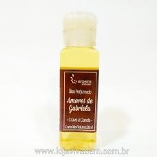 Óleo Perfumado Aroeira 30ml - Amores de Gabriela (Cravo e Canela)