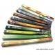 Incenso Tradicional Flute - Vários Aromas