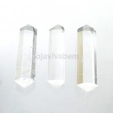 Bastão Biterminado de Cristal Ref.PN:B0016