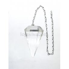 Pêndulo de Cristal Ref.PN:D0006