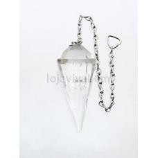Pêndulo de Cristal Ref.PN:D0007