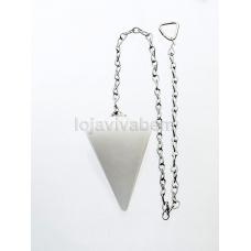 Pêndulo de Quartzo Branco Ref.PN:D0015