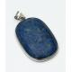 Pingente de Prata 925 com Lapis Lazuli Ref.DJ:C0126